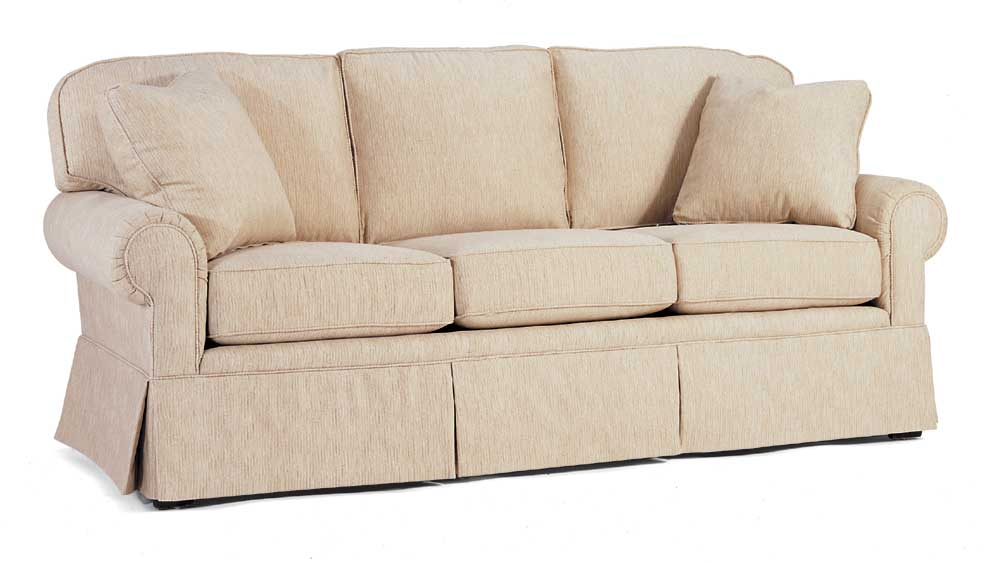 1420 Series Queen Sleeper Sofa by Miles Talbott at Malouf Furniture Co.