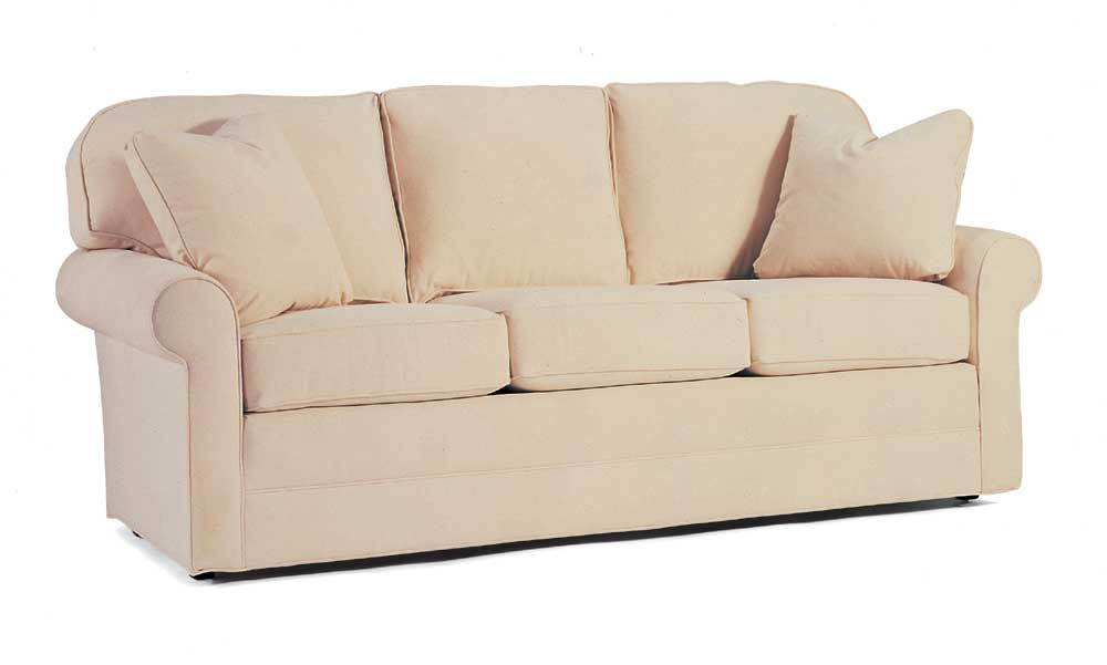 1450 Series Queen Sleeper Sofa by Miles Talbott at Alison Craig Home Furnishings