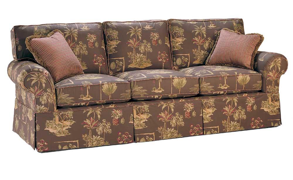 1610 Series Sofa by Miles Talbott at Alison Craig Home Furnishings