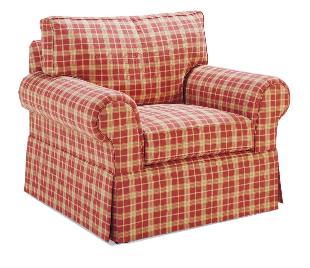 1610 Series Swivel Chair by Miles Talbott at Alison Craig Home Furnishings