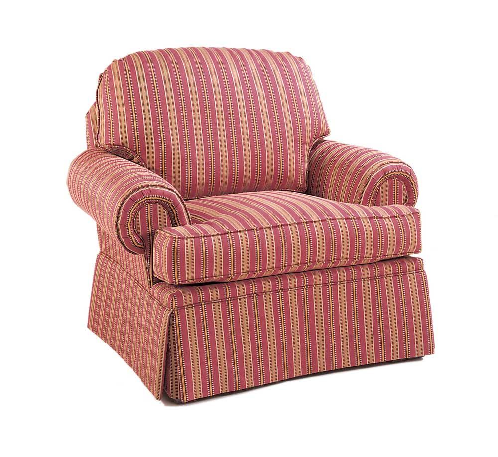 1660 Series Swivel Chair by Miles Talbott at Alison Craig Home Furnishings