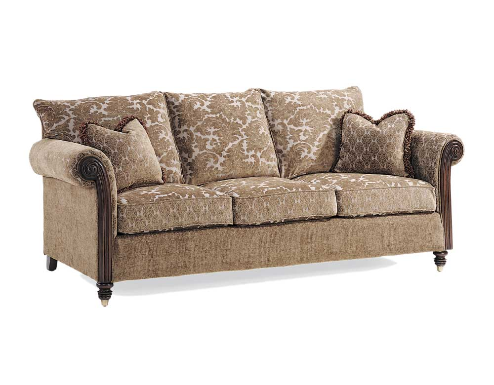 1920 Series Sofa by Miles Talbott at Malouf Furniture Co.