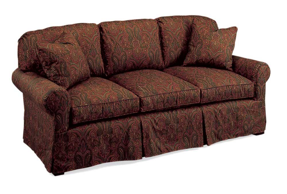 2400 Series Sofa by Miles Talbott at Alison Craig Home Furnishings