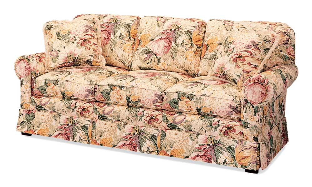 2401 Series Sofa by Miles Talbott at Alison Craig Home Furnishings