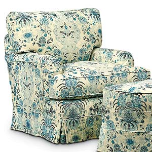 Miles Talbott Washable Wonders Judy Chair