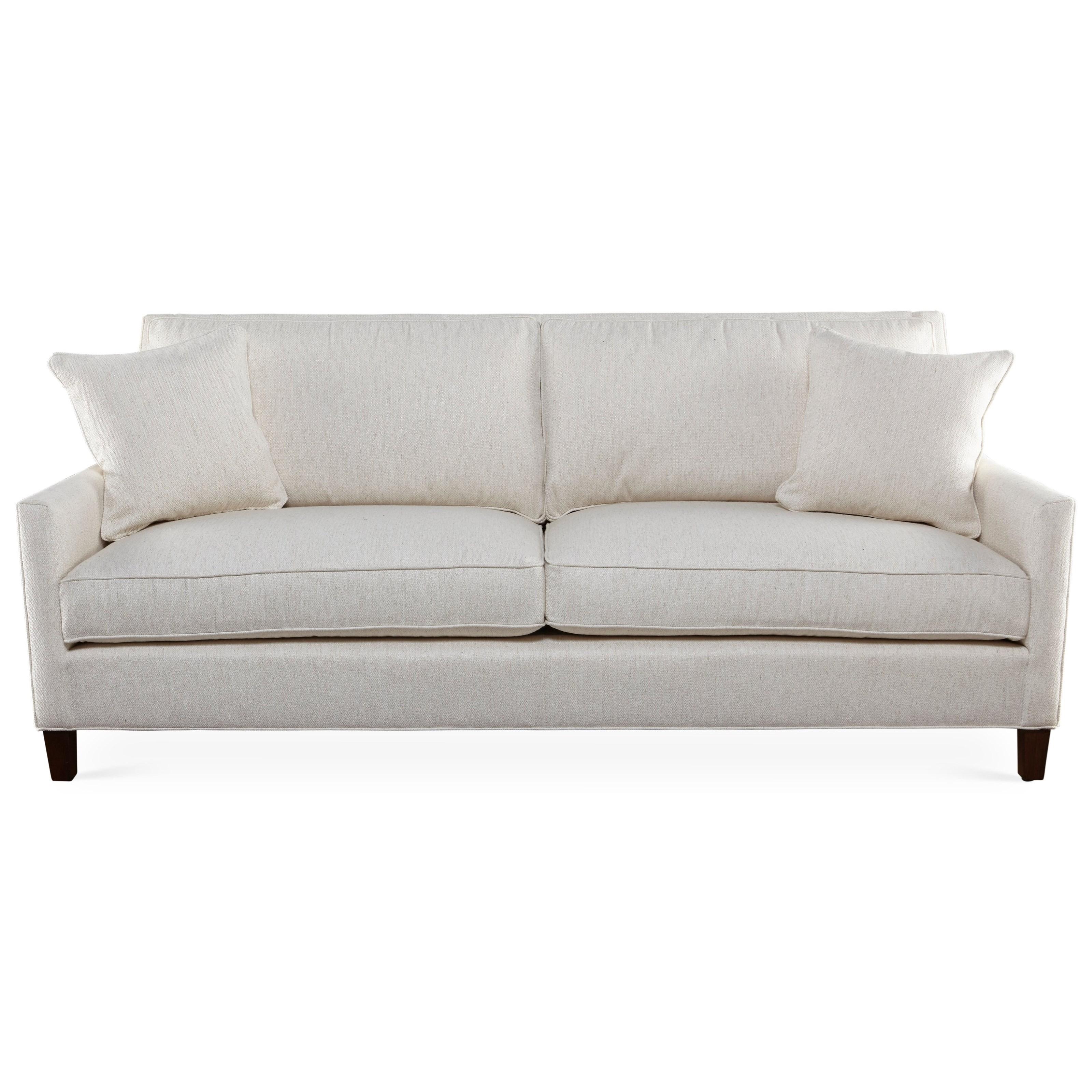 Lincoln Stationary Sofa by Miles Talbott at Alison Craig Home Furnishings