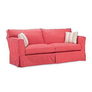 Miles Talbott Washable Wonders Mary Slipcover Sofa