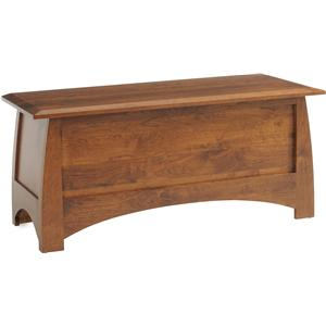 Blanket Chest w/ Lift Top