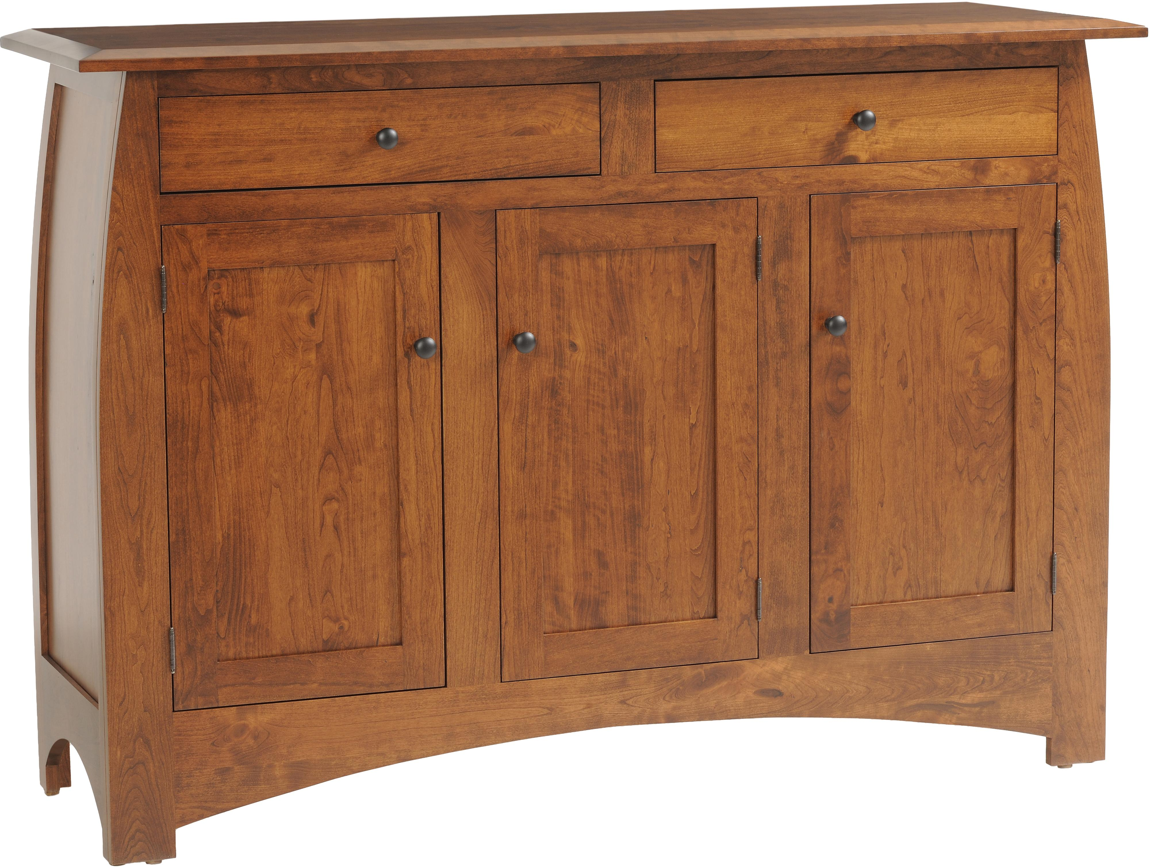 Bordeaux Sideboard by Millcraft at Saugerties Furniture Mart