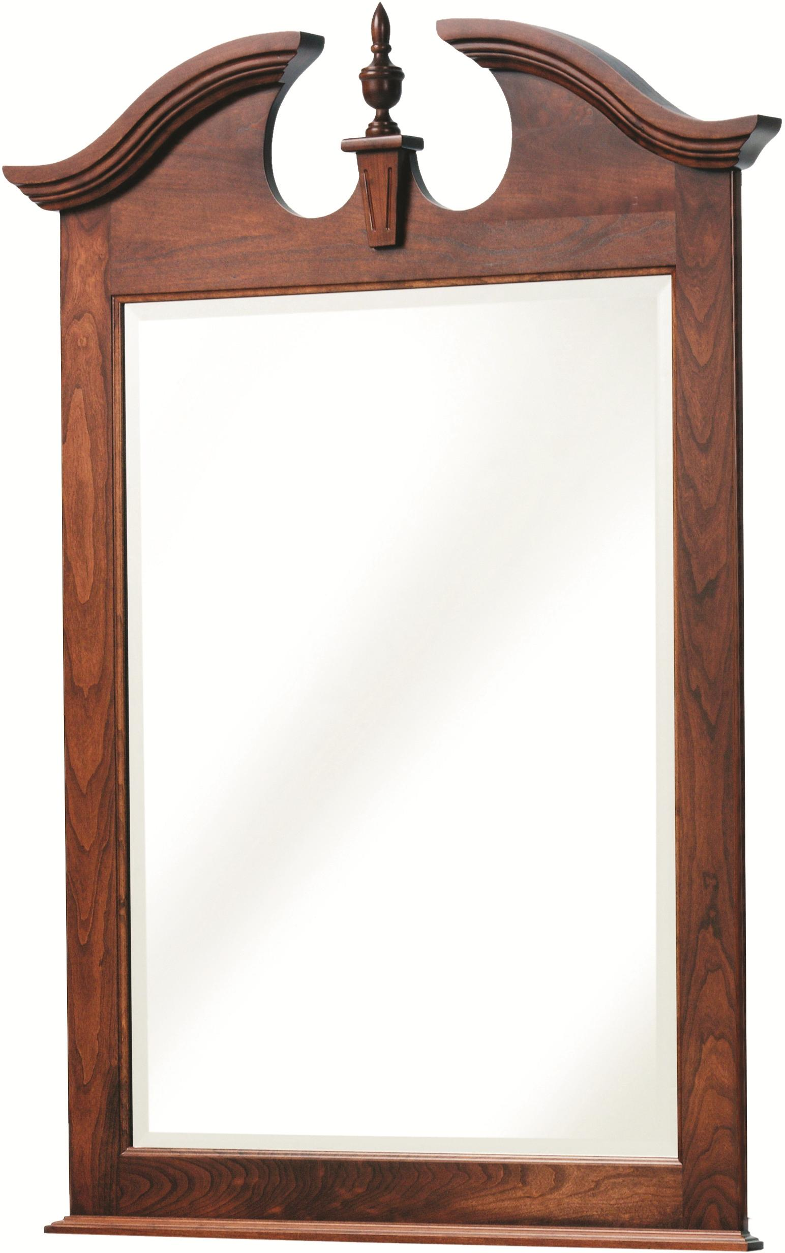Elegant River Bend Mirror at Williams & Kay