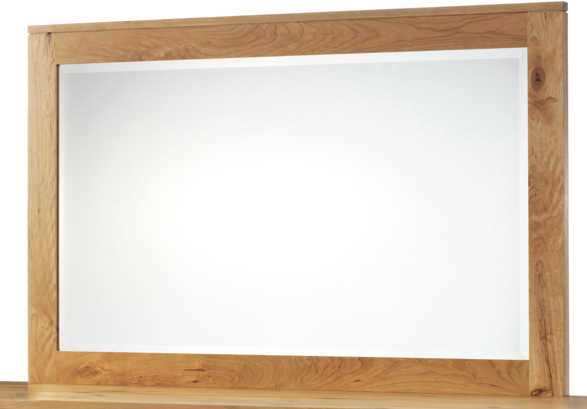 Lynnwood Dresser Mirror by Millcraft at Saugerties Furniture Mart
