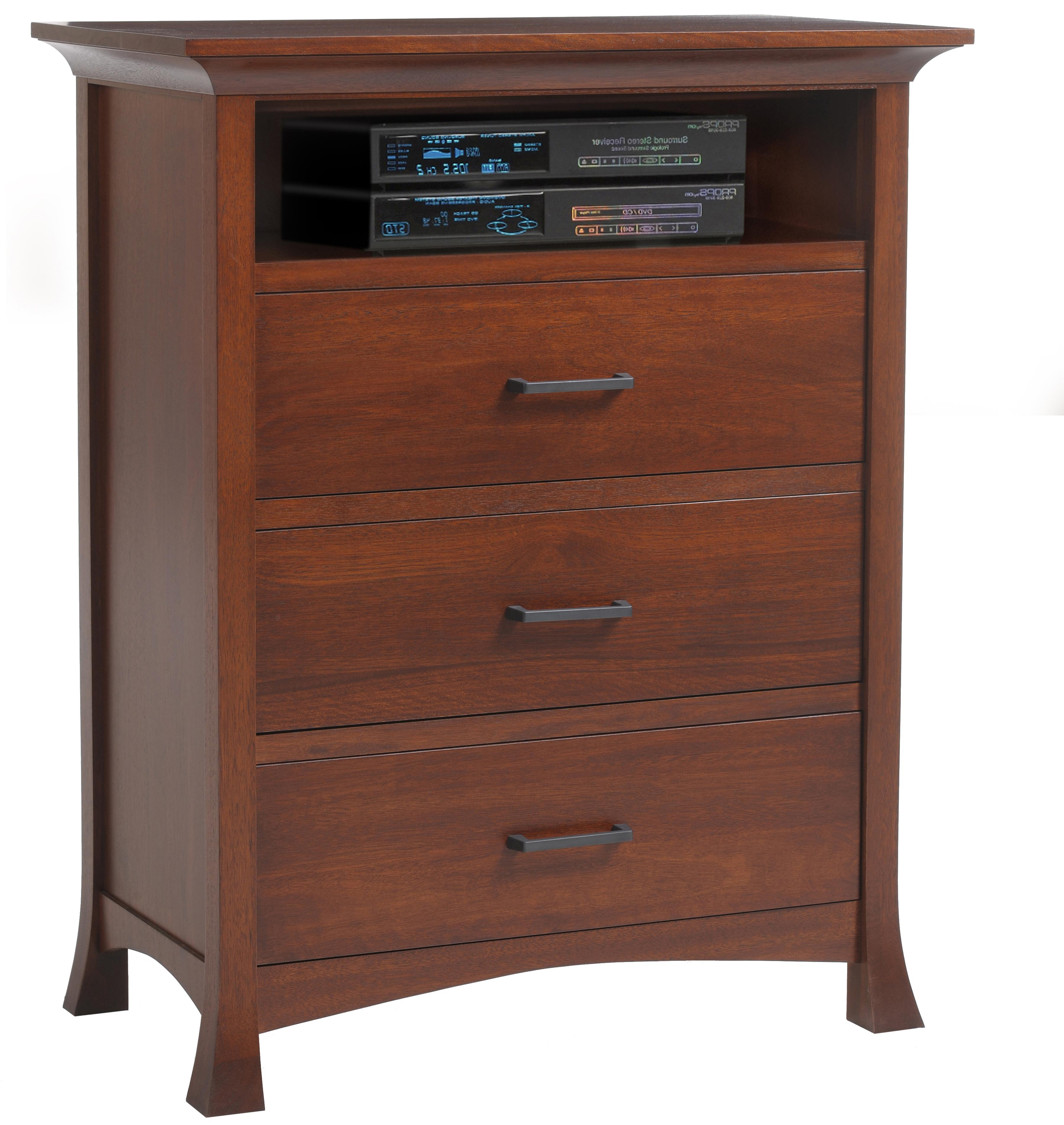Oasis Media Chest at Williams & Kay