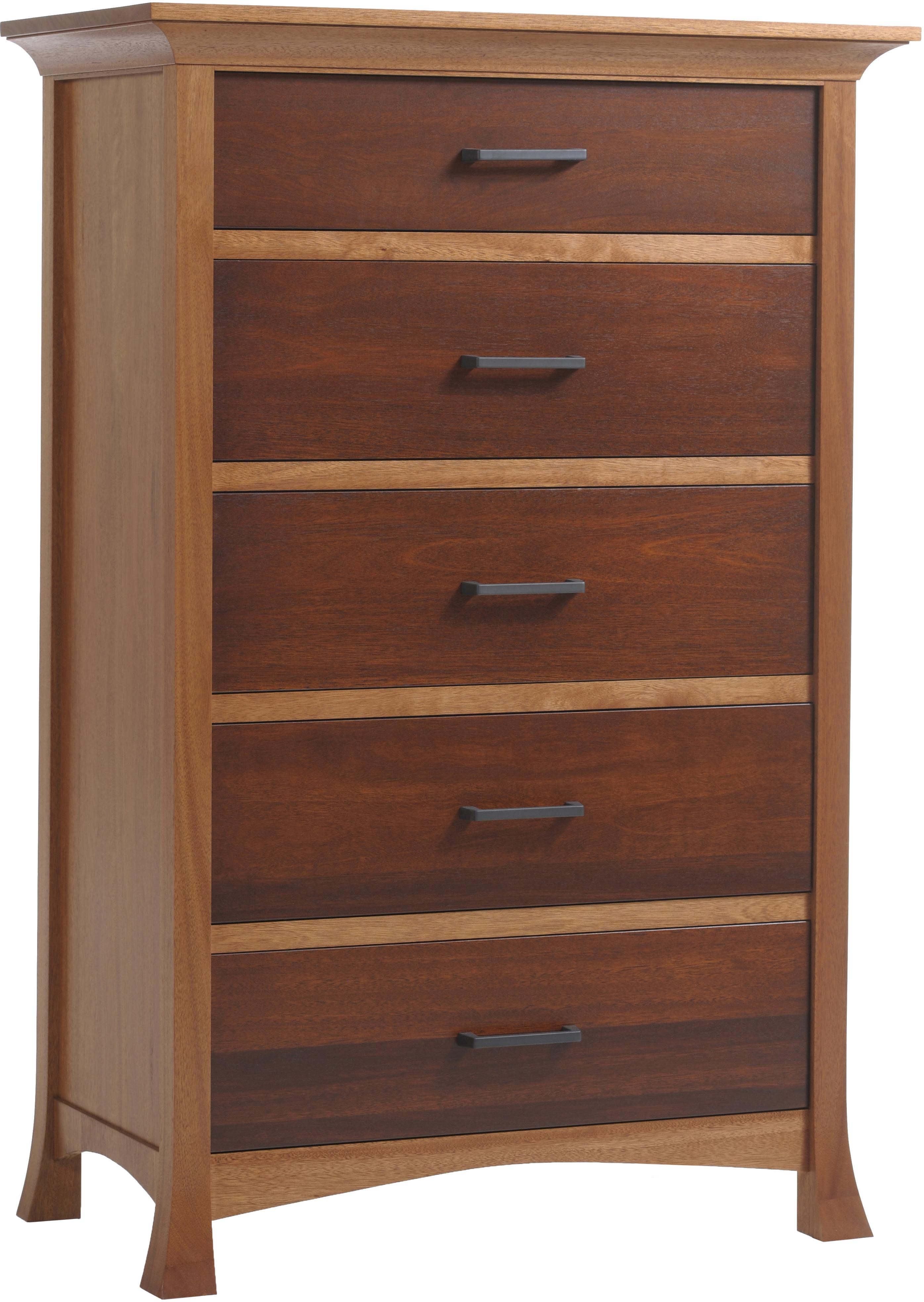 Oasis Chest of Drawers by Millcraft at Saugerties Furniture Mart