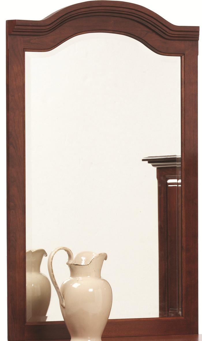 Victorias Tradition Chesser Mirror by Millcraft at Saugerties Furniture Mart