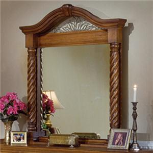 Millenia Winchester Lighted Rope Mirror