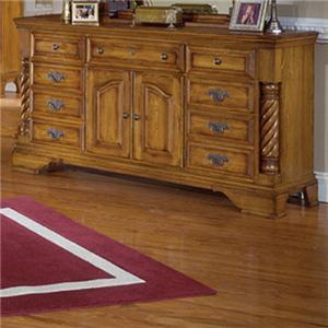 Millenia Winchester Door Dresser