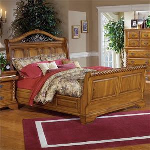 Millenia Winchester Sleigh Bed