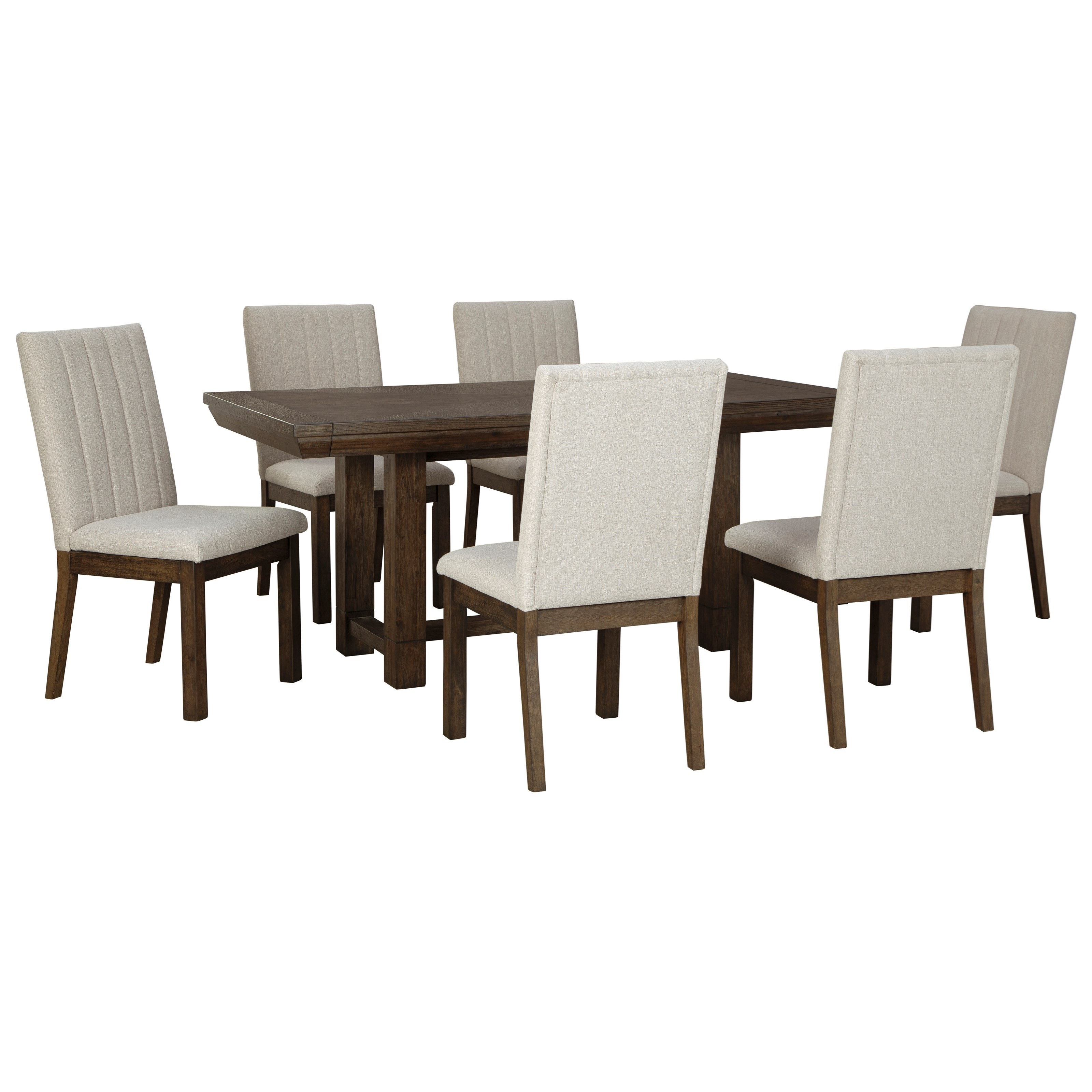 Dellbeck 7-Piece Dining Set by Millennium at Value City Furniture
