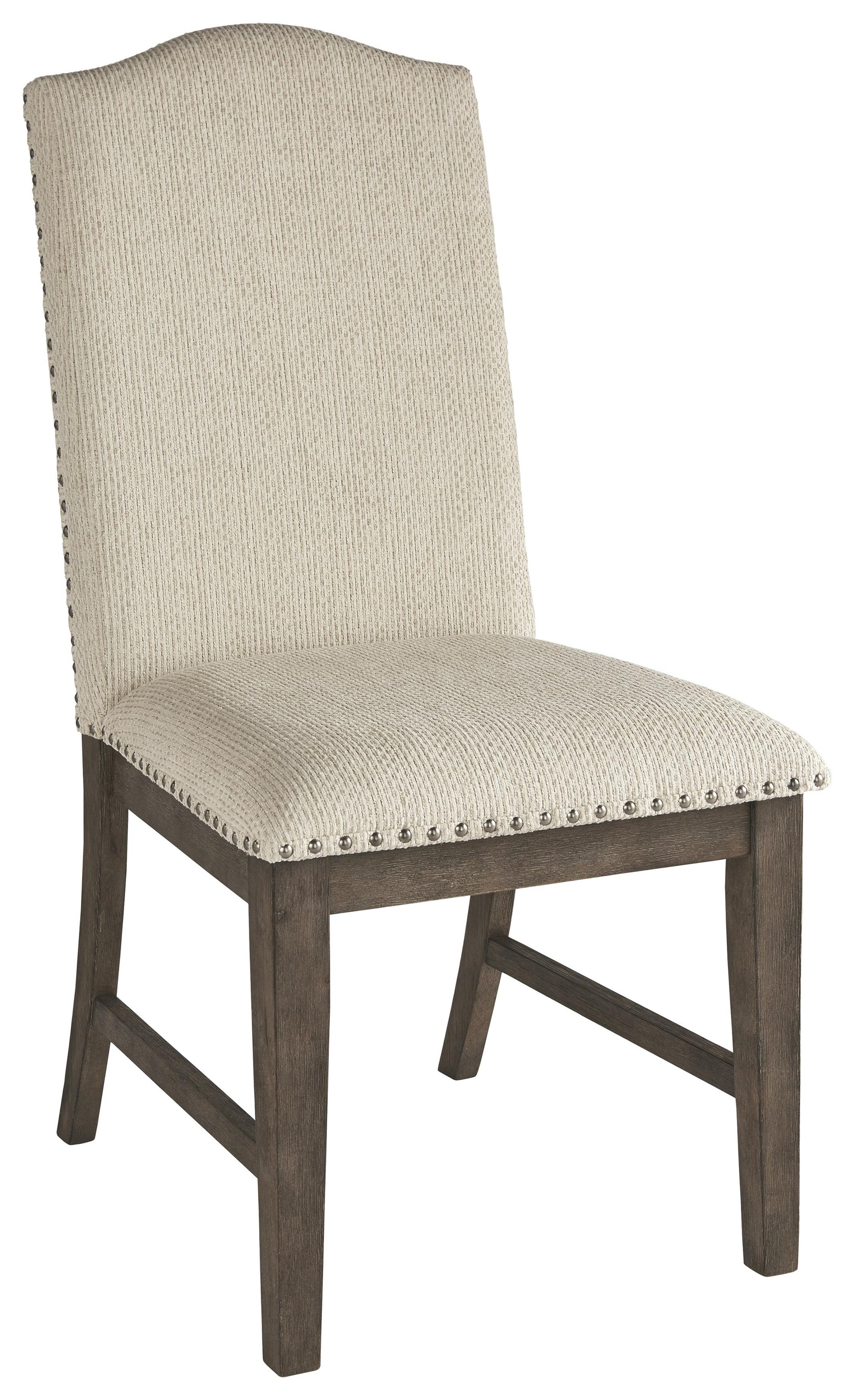 Johnelle UPH Side Chair by Millennium at Sam Levitz Outlet