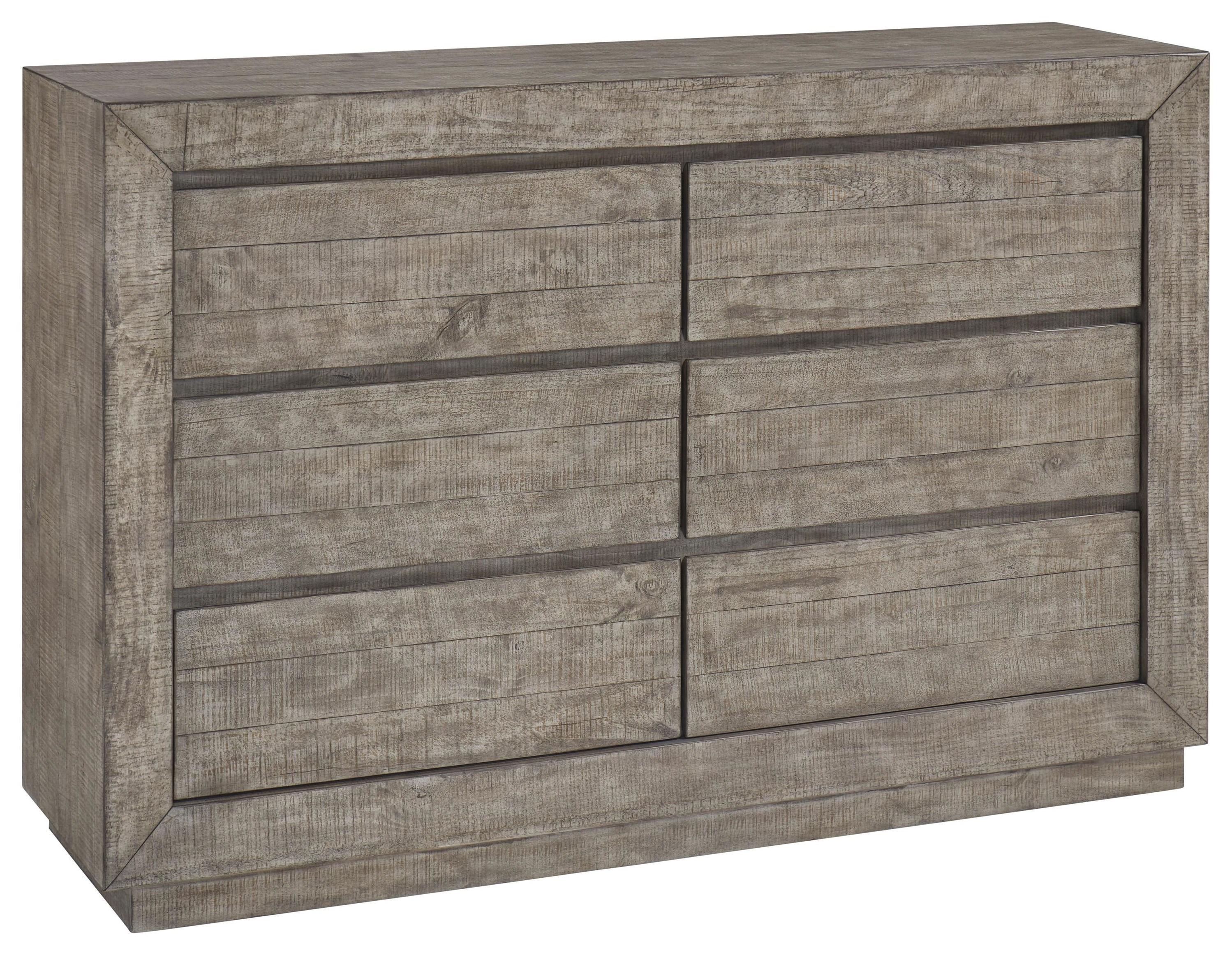Langford Dresser by Millennium at Sam Levitz Furniture