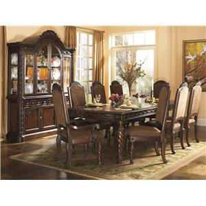 Millennium North Shore Formal Dining Room Group