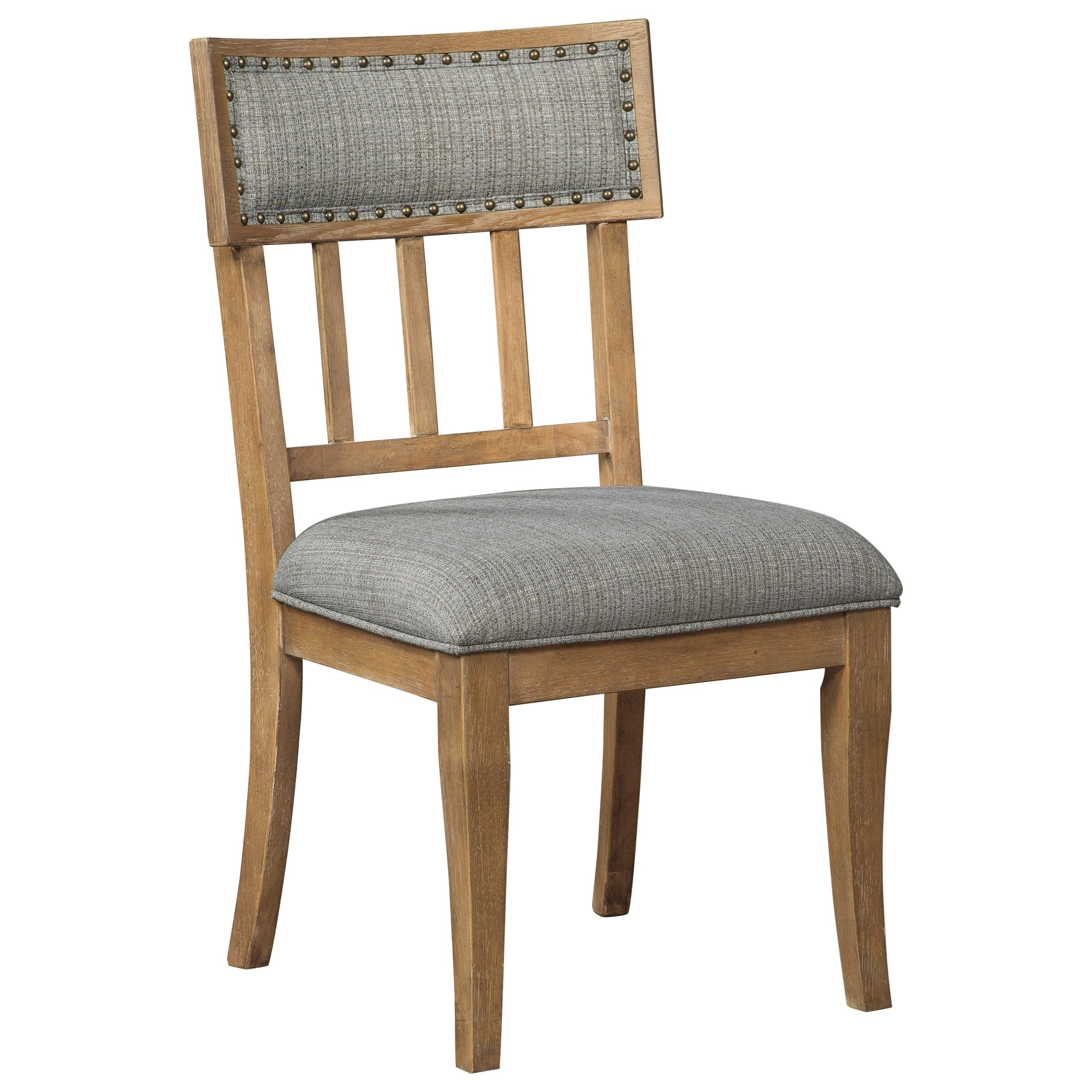 Ollesburg Upholstered Dining Side Chair by Millennium at Lapeer Furniture & Mattress Center