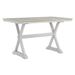 Rectangular Counter Height Extension Table