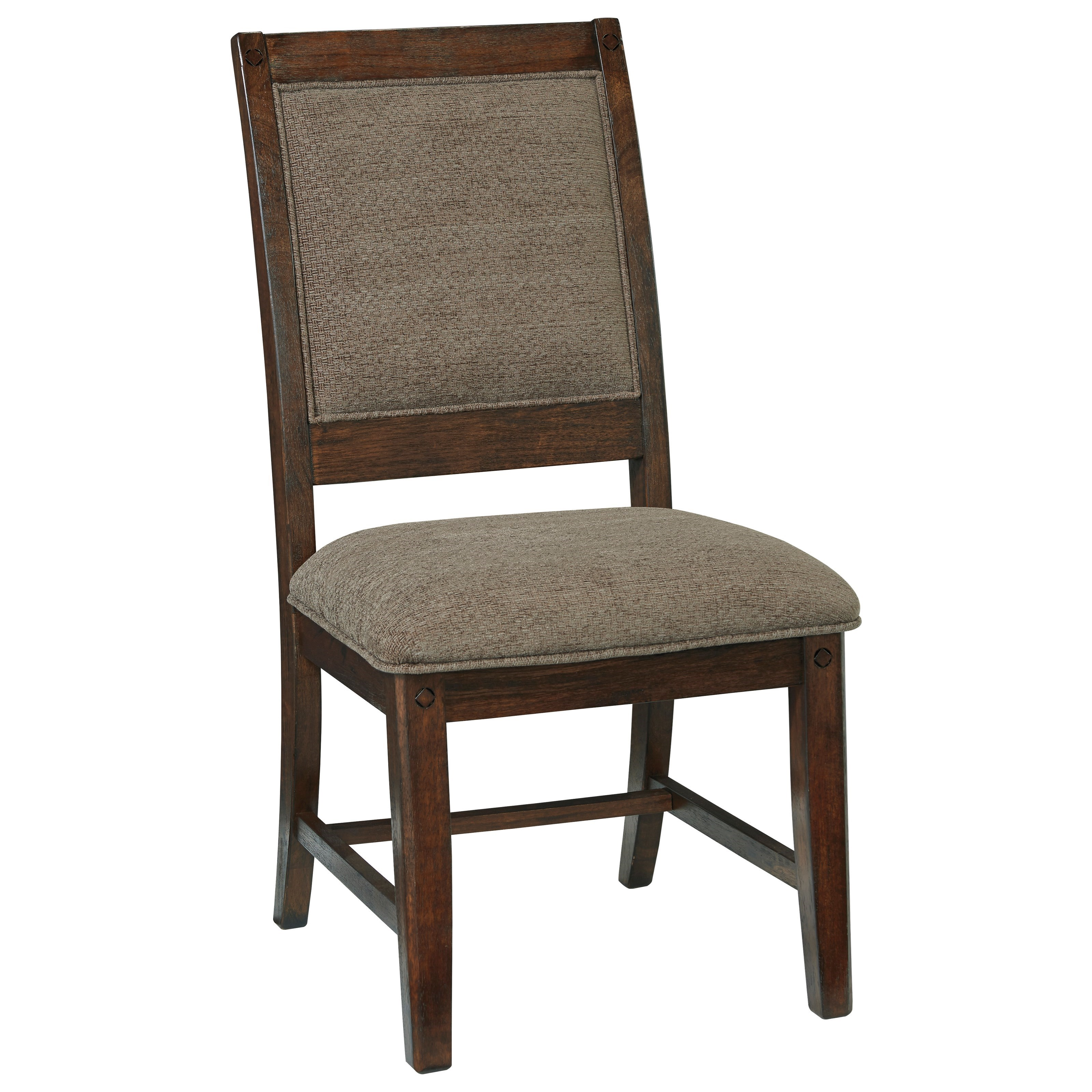 Windville Dining Upholstered Side Chair by Millennium at Sam Levitz Furniture