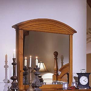 Brazil Furniture Group Irish Countryside Dresser Mirror