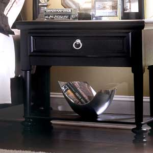 Brazil Furniture Group New York Nightstand with Drawer