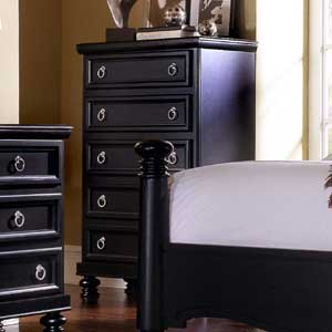 Brazil Furniture Group New York Five Drawer Chest