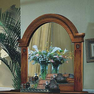Brazil Furniture Group Rome Landscape Mirror