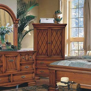 Brazil Furniture Group Rome Bedroom Armoire