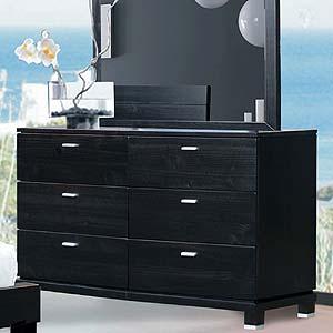 Brazil Furniture Group Daisy Double Dresser