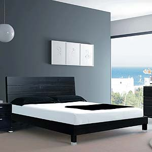 Brazil Furniture Group Daisy Panel Bed