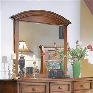 Brazil Furniture Group Sunderland Landscape Mirror