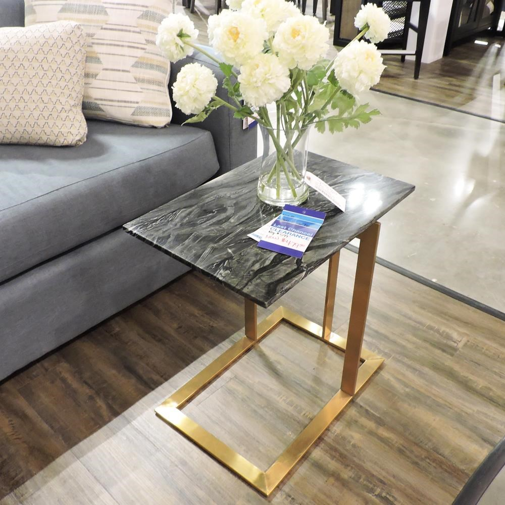 Clearance Dell Drink Table at Belfort Furniture