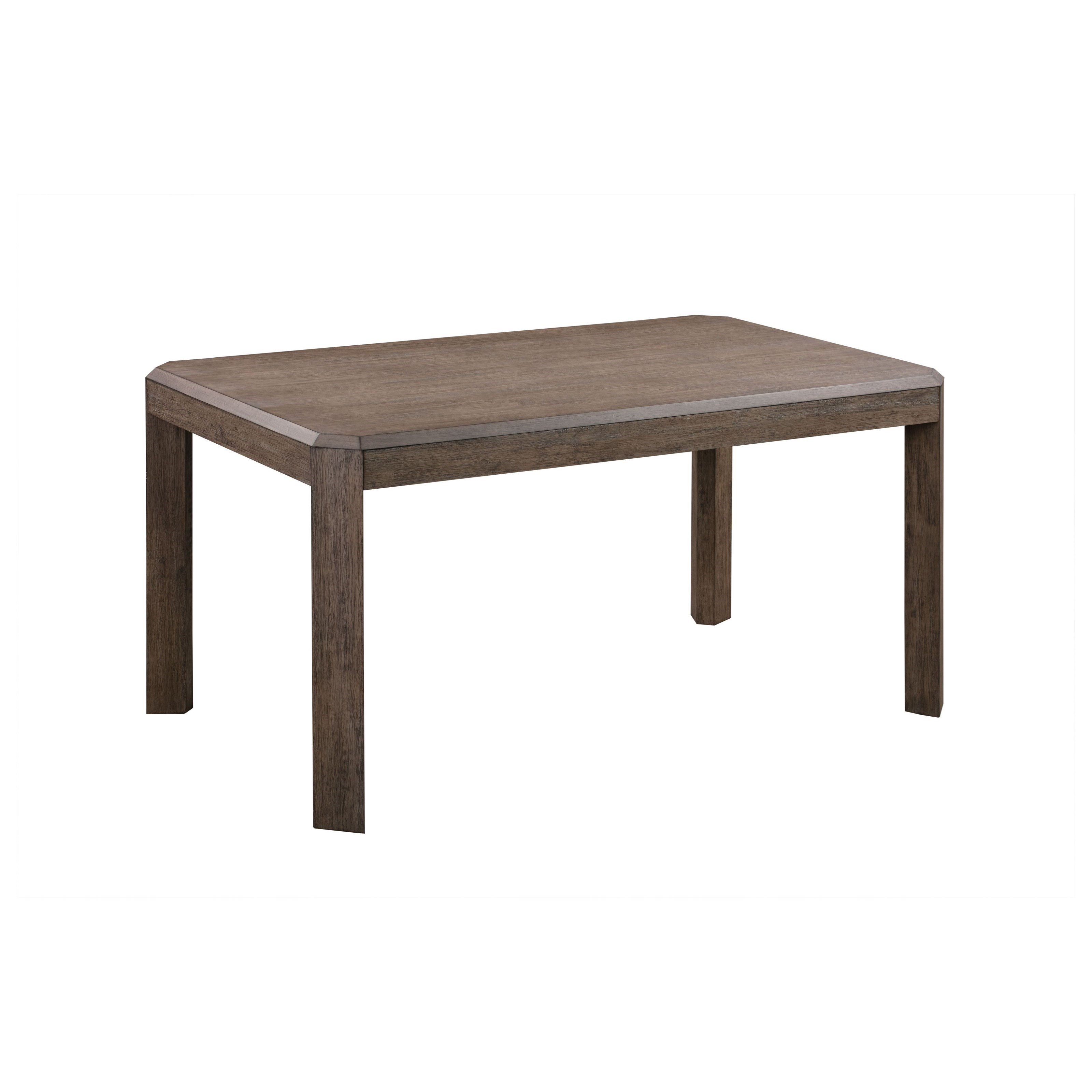 Dining Table in Toffee