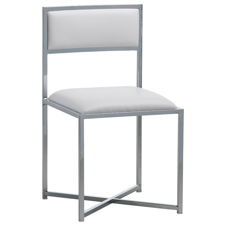 X-Base Chair in White