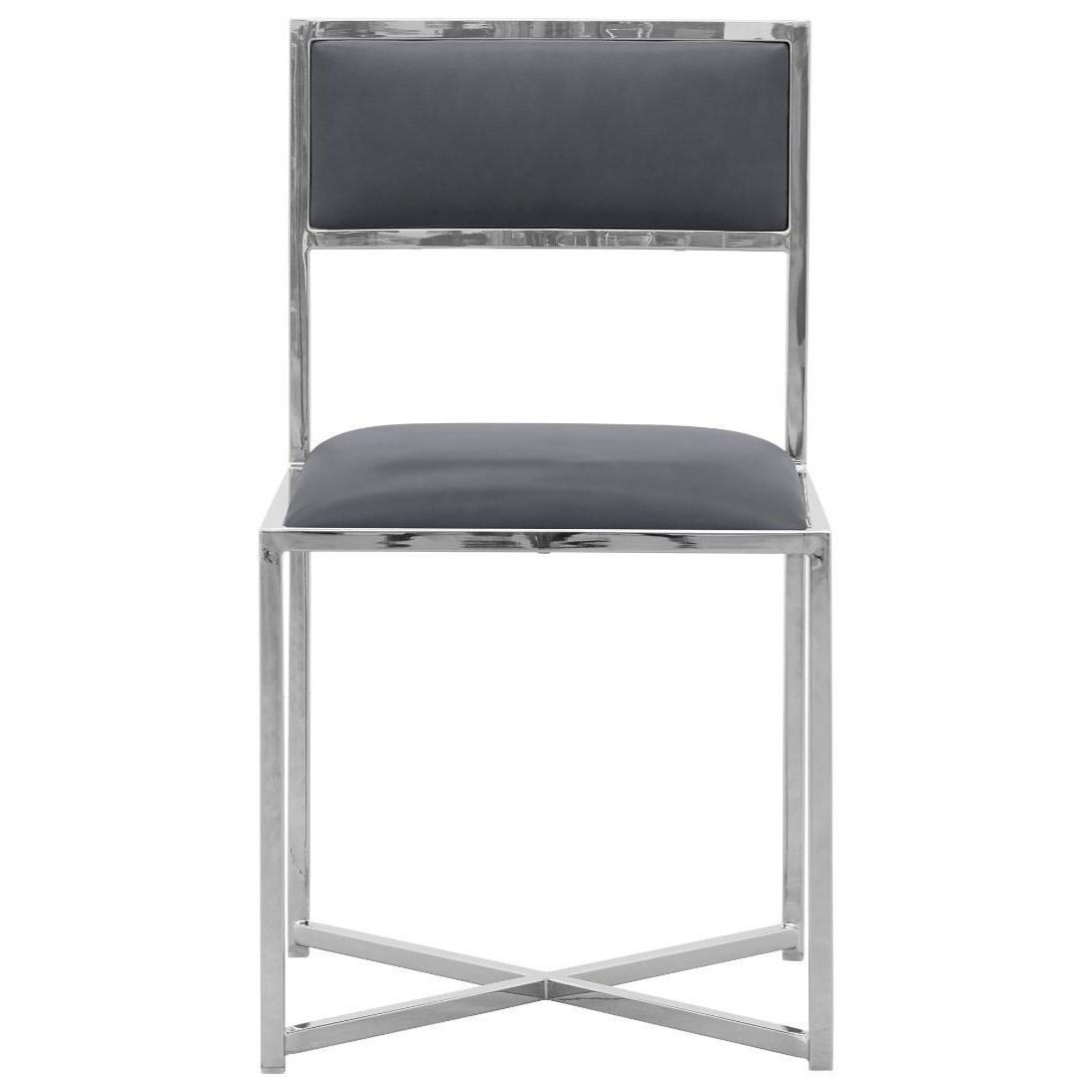 X-Base Chair in Cobalt