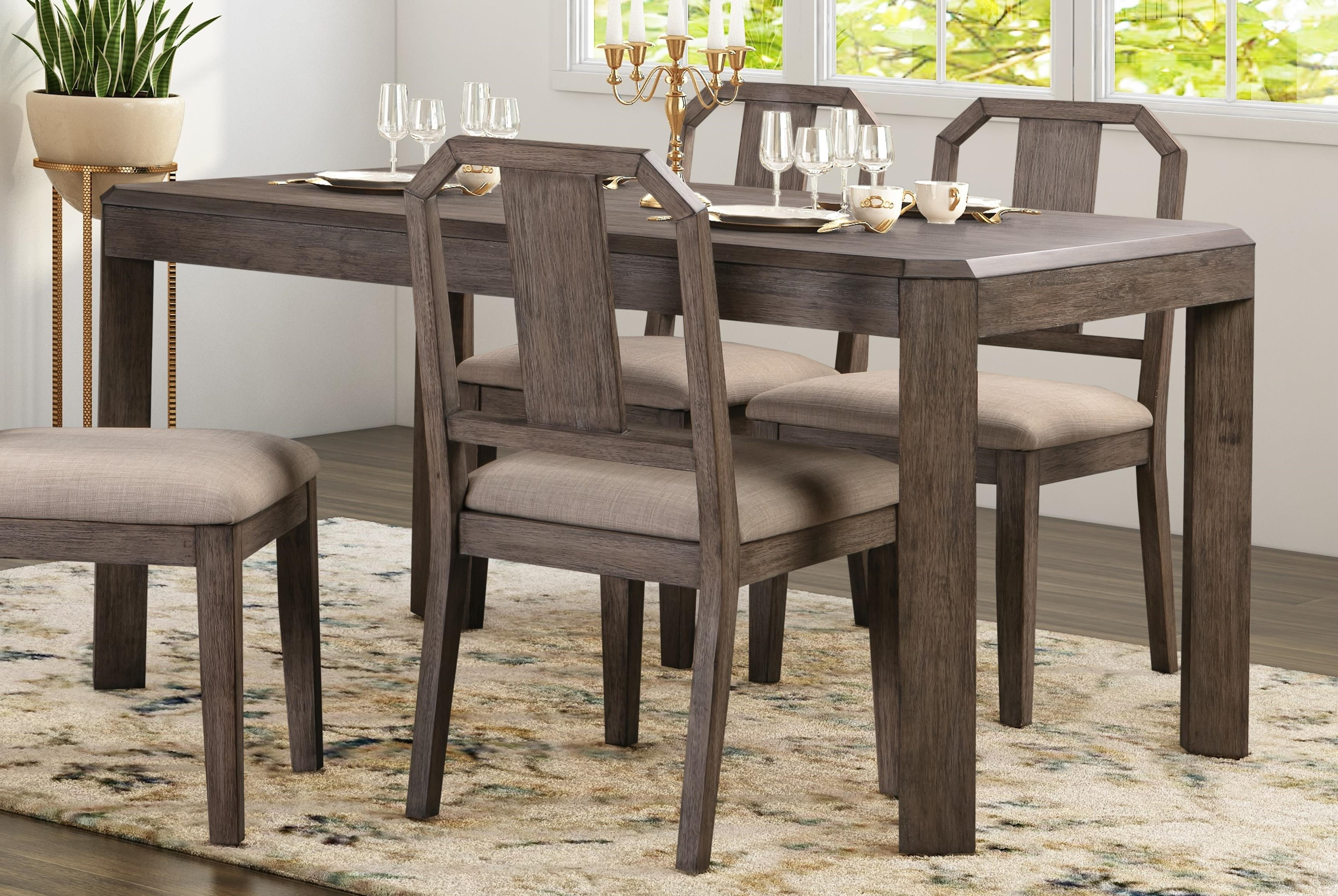 Anchorage Anchorage Dining Table by Modus International at Morris Home