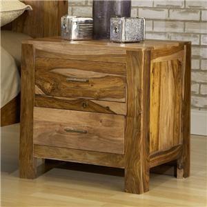 Modus International Atria 2 Drawer Nightstand