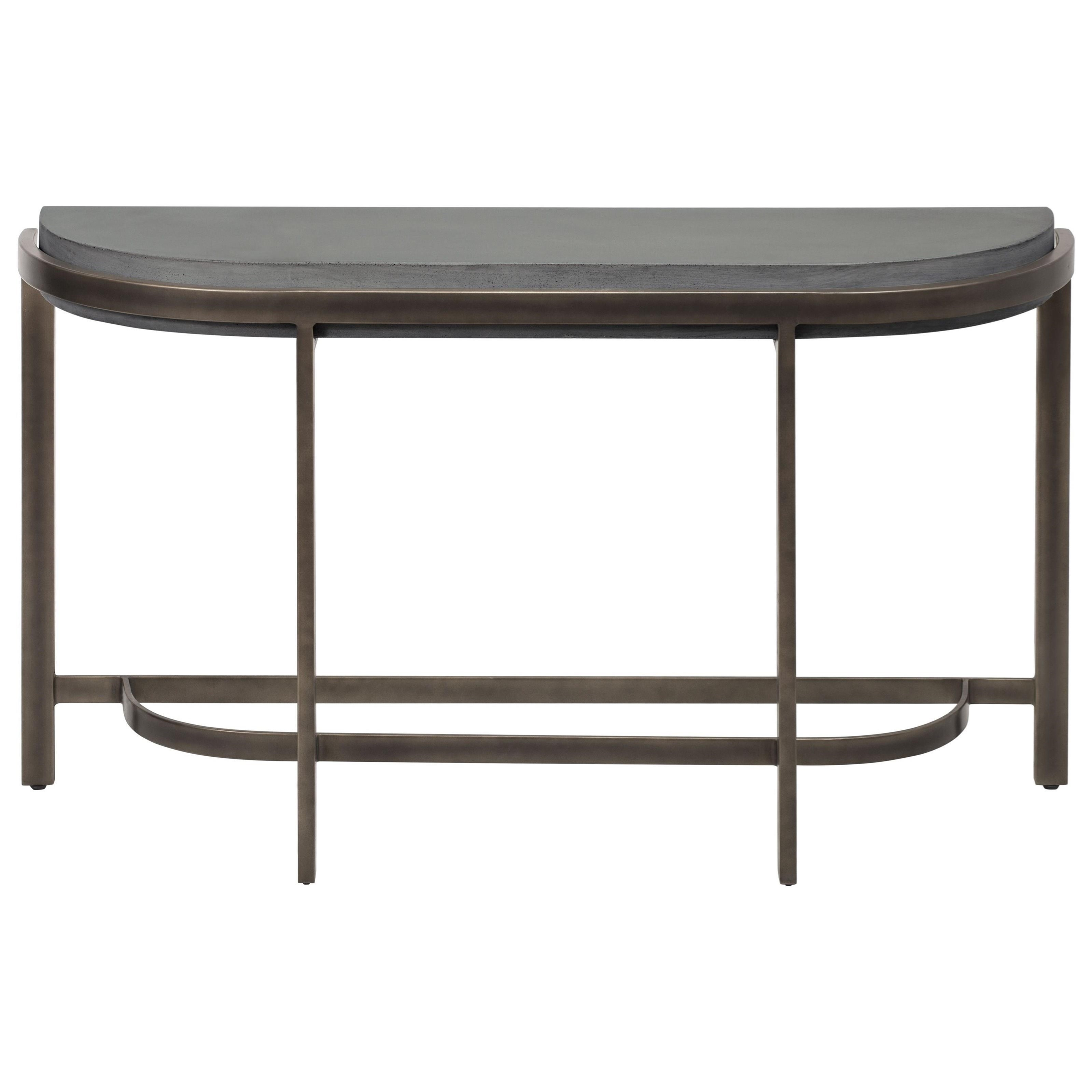 Barcelona Console Table at Sadler's Home Furnishings
