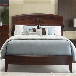 Modus International Brighton Full Panel Bed