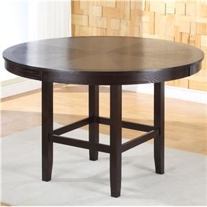 "Modus International Cosmo Dining 54"" Bossa Round Counter Height Table"