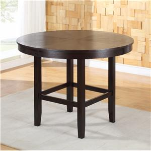 "Modus International Cosmo Dining  48"" Bossa Round Counter Height Table"