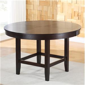 "Modus International Cosmo Dining 48"" Bossa Round Dining Table"