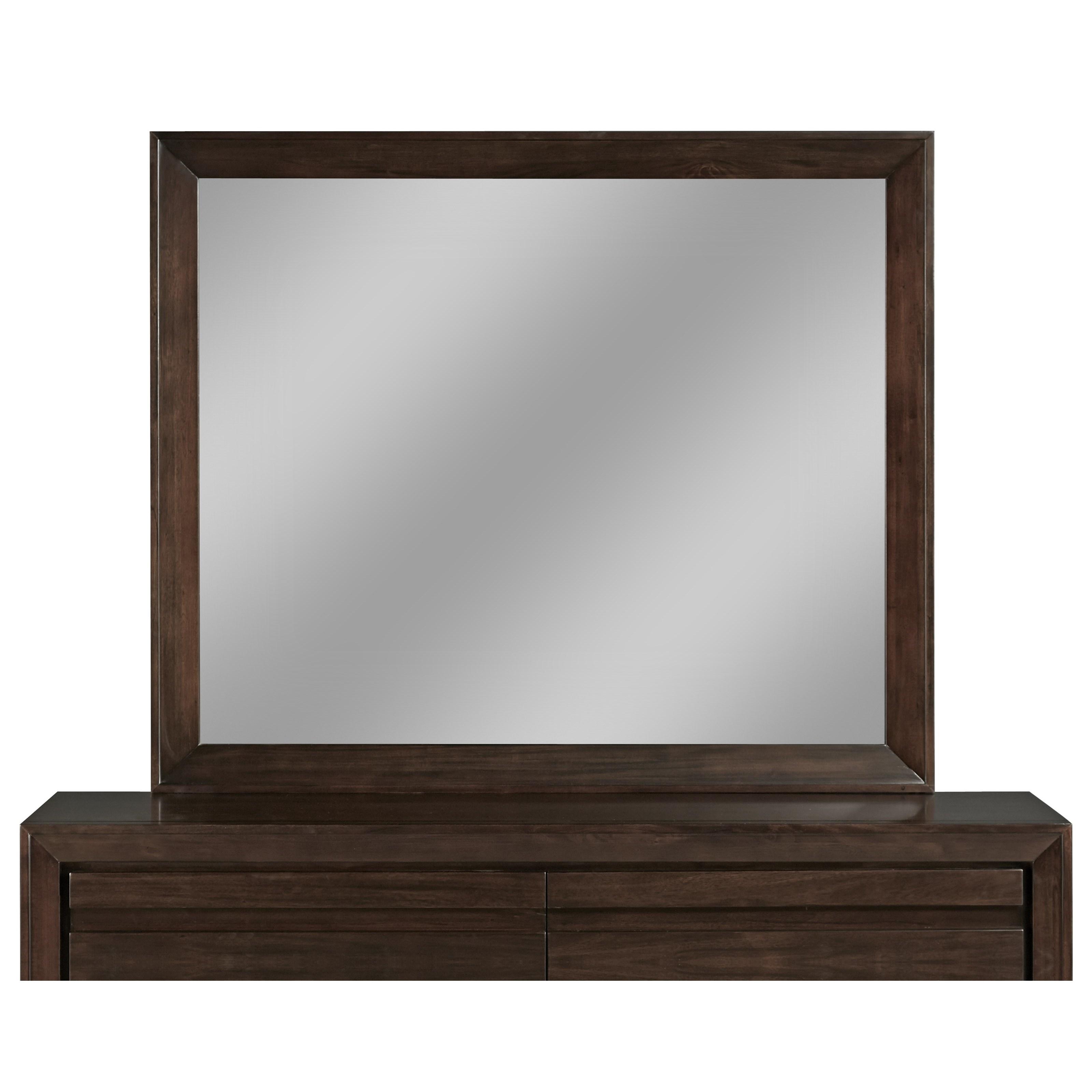 Element Mirror by Modus International at HomeWorld Furniture