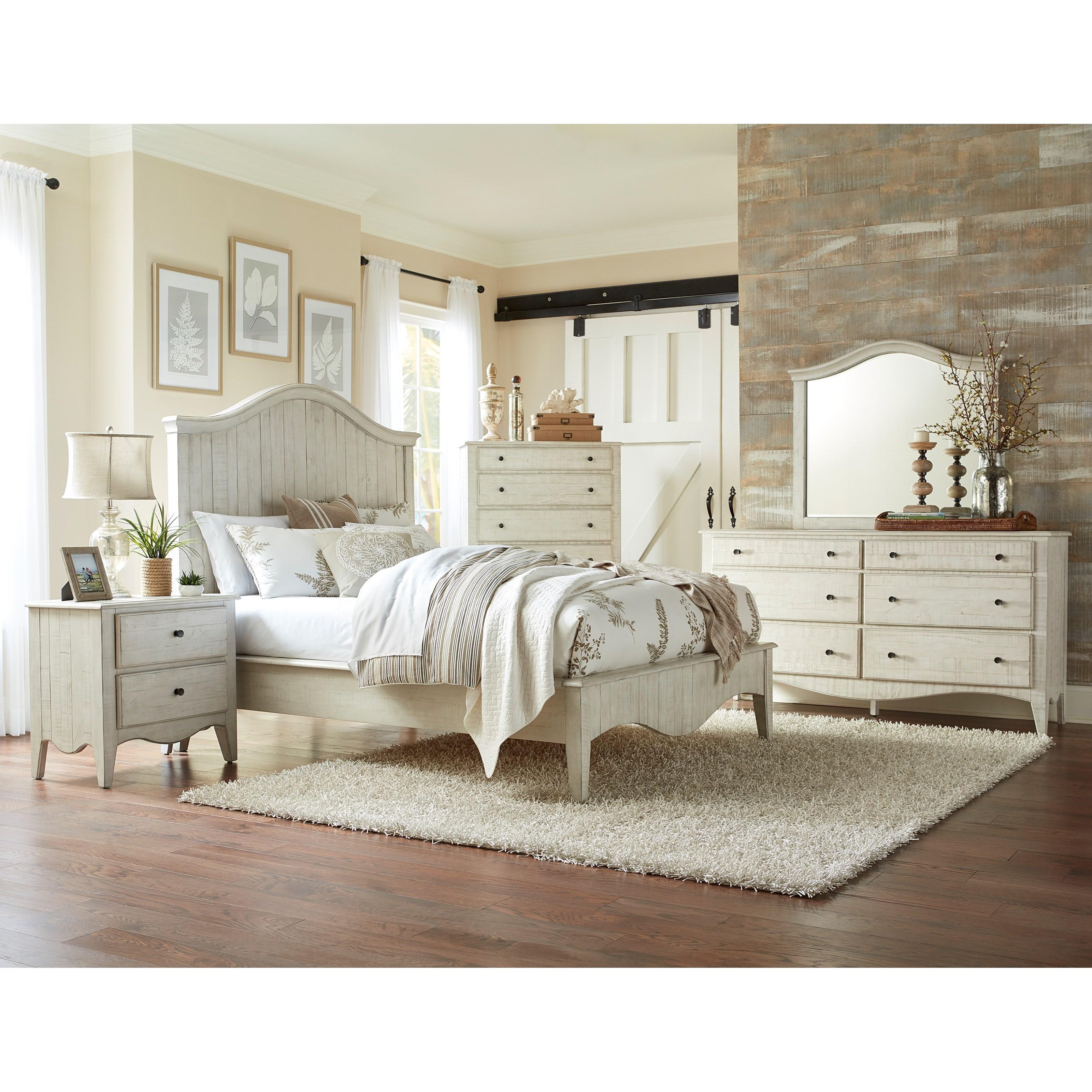 Ella Full Bedroom Group at Sadler's Home Furnishings