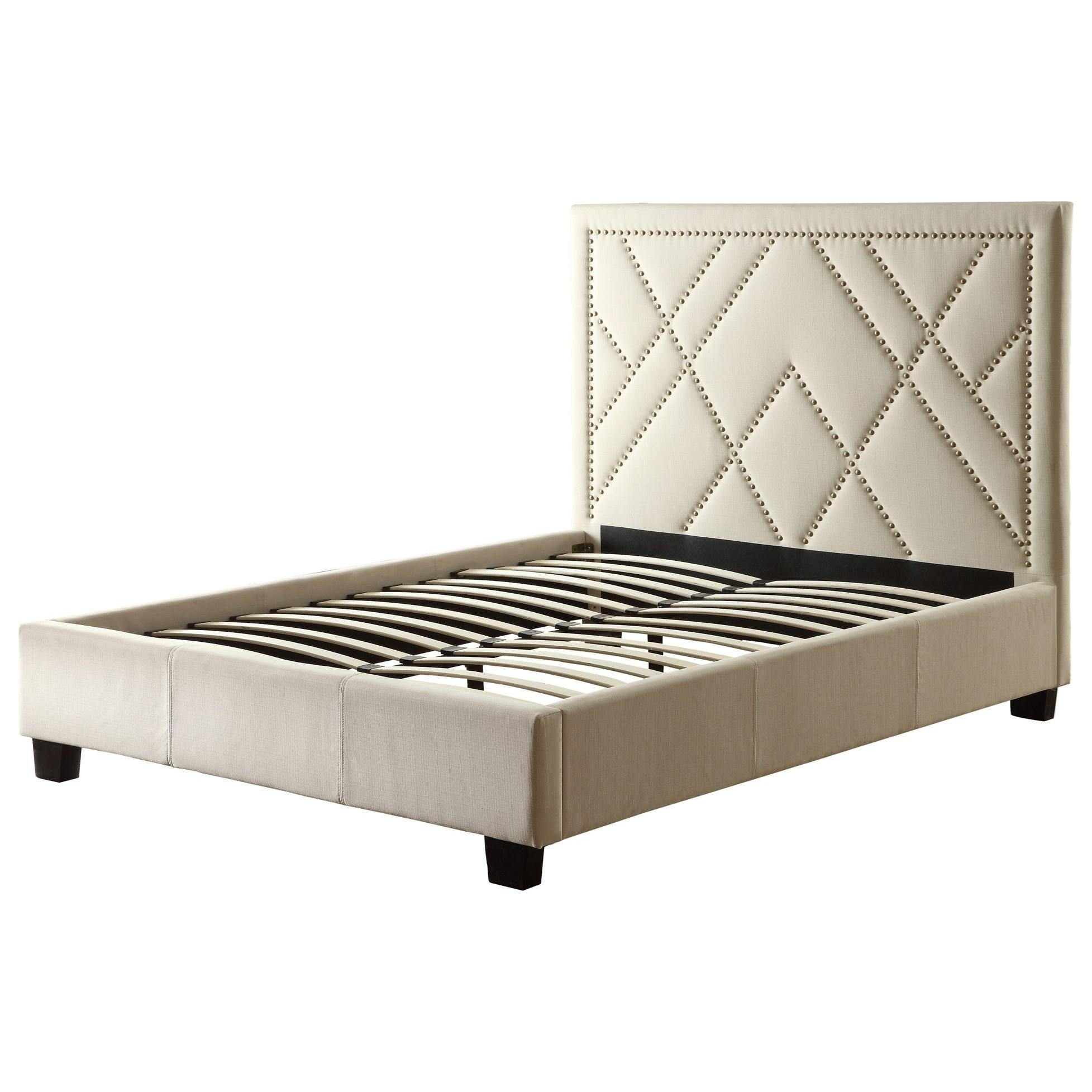 King Vienne Platform Bed